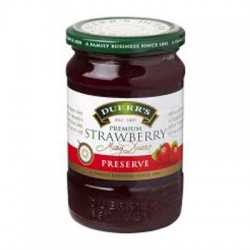 DUERR'S STRAWBERRY JAM 680G