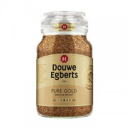 DOUWE EGBERT PURE GOLD ROAST COFFEE 400G