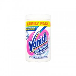 VANISH OXI ACTION CRYSTAL WHITE 1.5KG