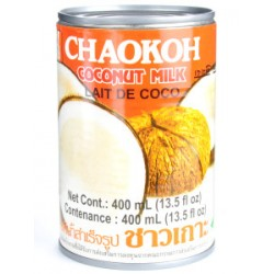 CHAO KOH COCONUT MILK 400ML