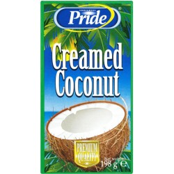 PRIDE COCONUT CREAM 198G