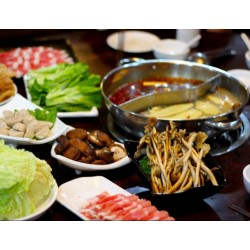 HOT POT MEAL FOR TWO