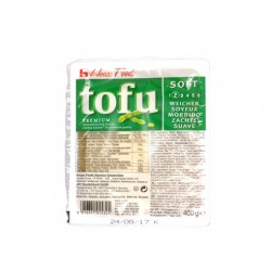 HOUSE PREMIUM TOFU SOFT (GREEN) 400G