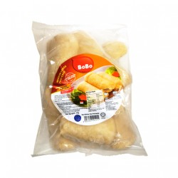 BOBO FROZEN MEDIUM LARGE FISH CAKE 1KG