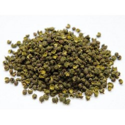 DRIED GREEN SZE CHUEN PEPPERCORN (FAR CHIEW) 500G