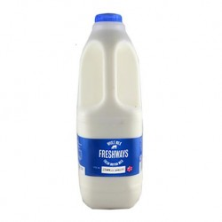 FRESHWAYS WHOLE MILK 2L