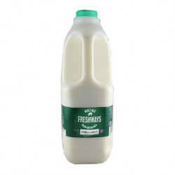 FRESHWAYS SEMI-SKIMMED MILK 2L