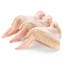 FROZEN 3 JOINT SMALL CHICKEN WING 10KG