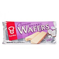 GARDEN WAFER COCONUT FLAVOUR 200G
