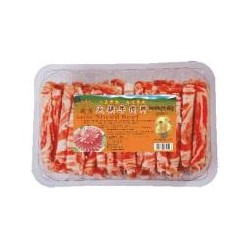 HONGS CURLY BEEF SLICE 400G