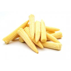 BABY CORN (TRAY) 80G (LONDON ONLY)