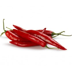 LONG CHILLIES - RED 200G