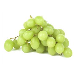 GREEN GRAPE (PUNNET) 600G