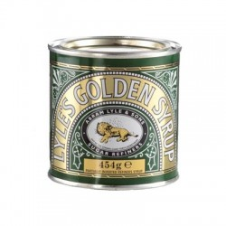 TATE & LYLE GOLDEN SYRUP SUGAR 454G