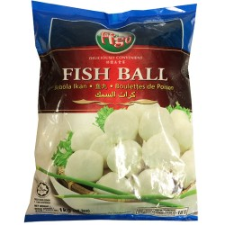 FIGO FROZEN FISH BALL 1KG (LONDON ONLY)