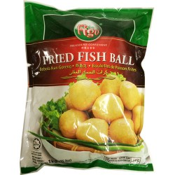 FIGO FROZEN FRIED FISH BALL 400G