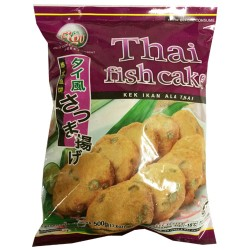 FIGO THAI FISHCAKE 500G (LONDON ONLY)
