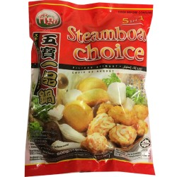 FIGO FROZEN STEAMBOAT CHOICE 5 IN 1 500G (LONDON ONLY)