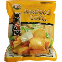 FIGO FROZEN SEAFOOD TOFU 500G (LONDON ONLY)