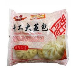 HONOR PORK WITH CHINESE LEAF BUN 600G ( LONDON ONLY)