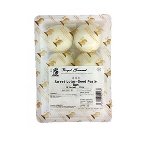 SWEET LOTUS BUN 6PCS