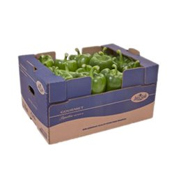 GREEN PEPPER 5KG (LONDON ONLY)